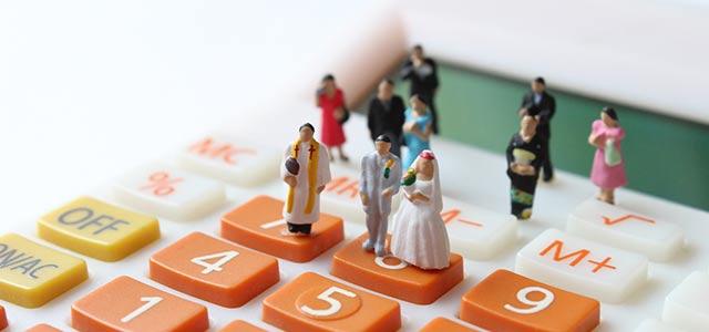 Kosten der Hochzeit berechnen - Beitragsbild