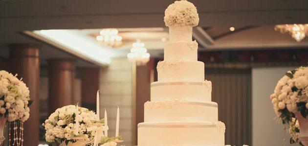 Design der Hochzeitstorte für Ihre Hochzeit