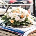 Hochzeitsauto – Dekoration mit stilsicherem Gesamteindruck