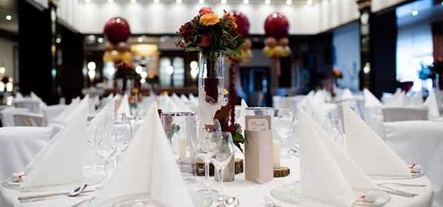 Tischordnung der Hochzeit - Beitragsbild